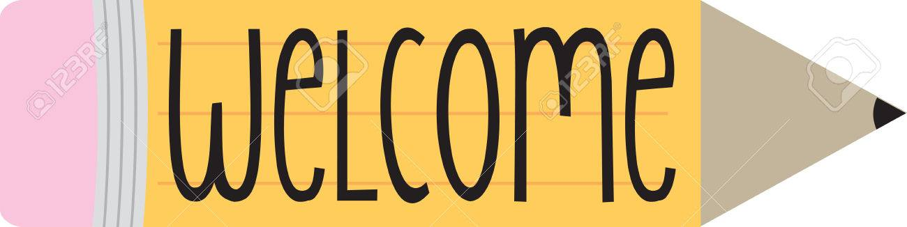 Image result for welcome pencil