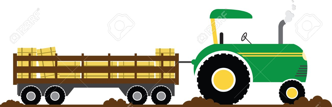 have fun on this tractor hayride to your pumpkin patch project rh 123rf com free clipart hayride haunted hayride clip art