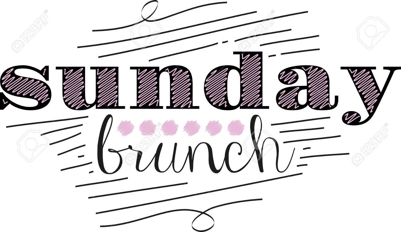 Sunday is Funday! Add fun to your chores with this Sunday text design for your kitchen towel or chef apron projects. - 42406016