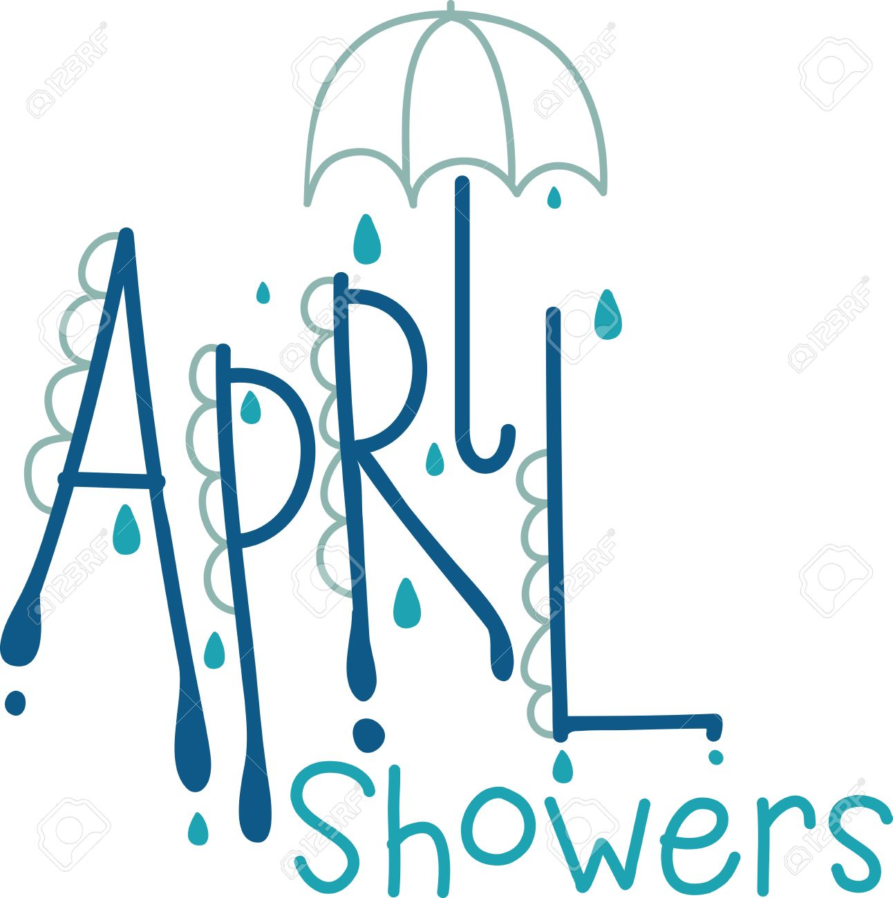 april shower