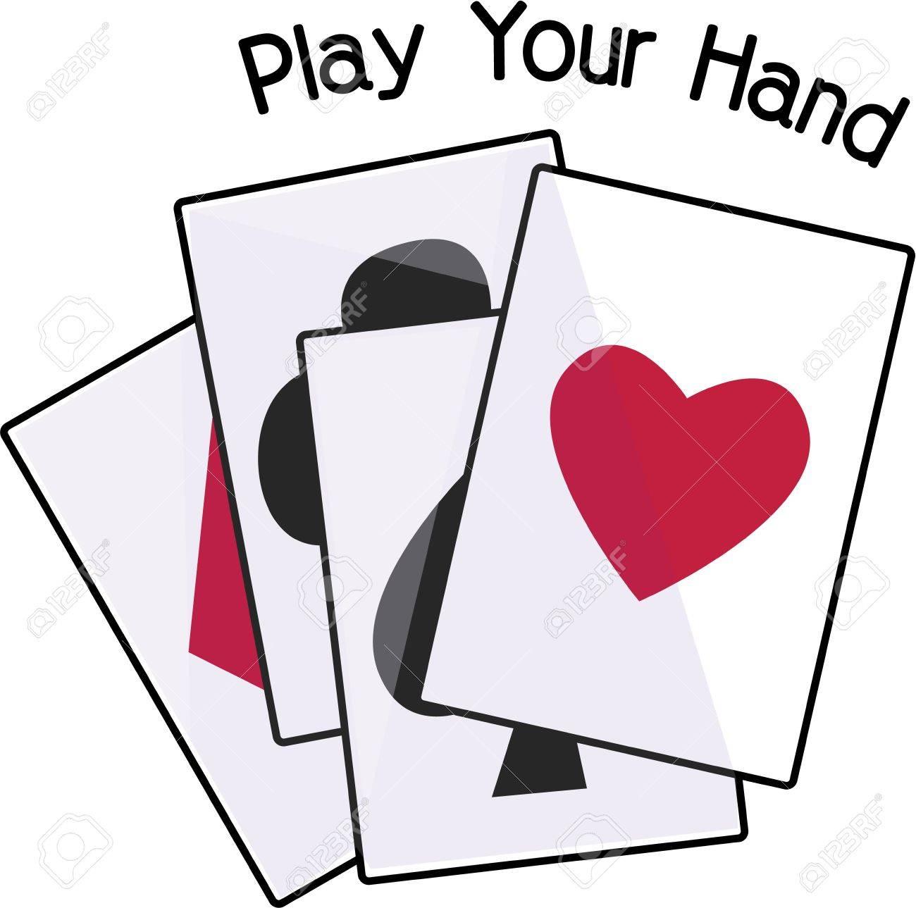 La Vida Es Como Un Juego De Póker. Usted No Puede Dejar De Fumar ...