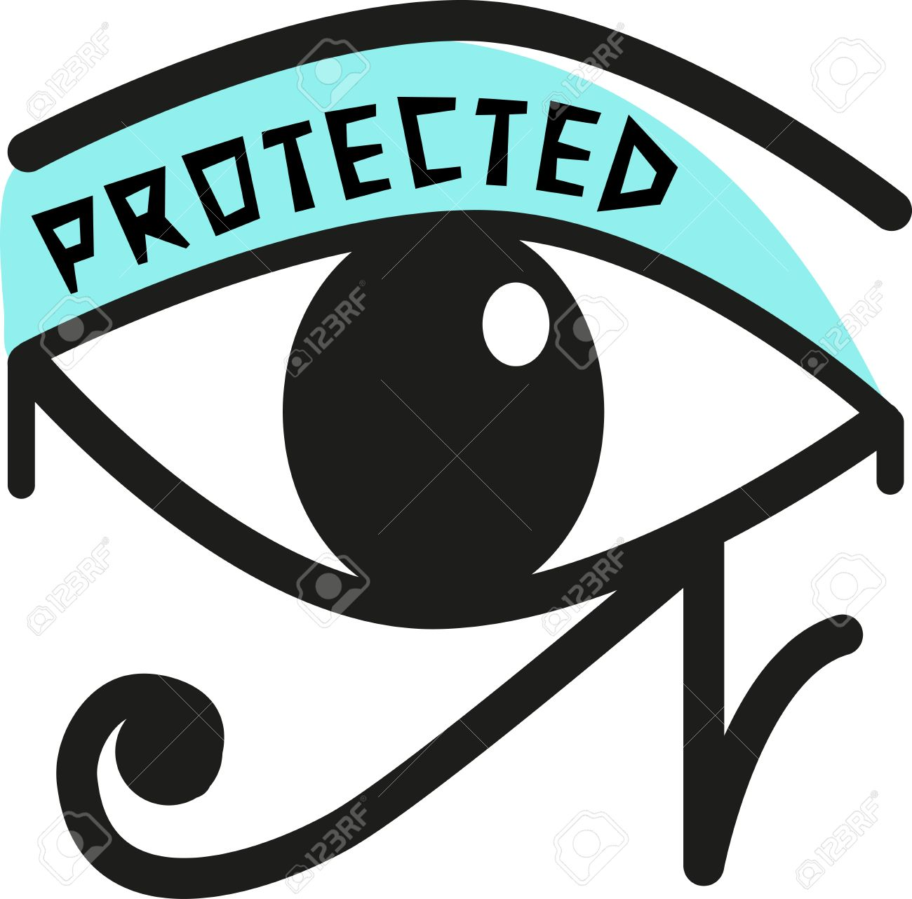 The eye of horus is an ancient egyptian symbol of protection the eye of horus is an ancient egyptian symbol of protection royal power and good buycottarizona Gallery