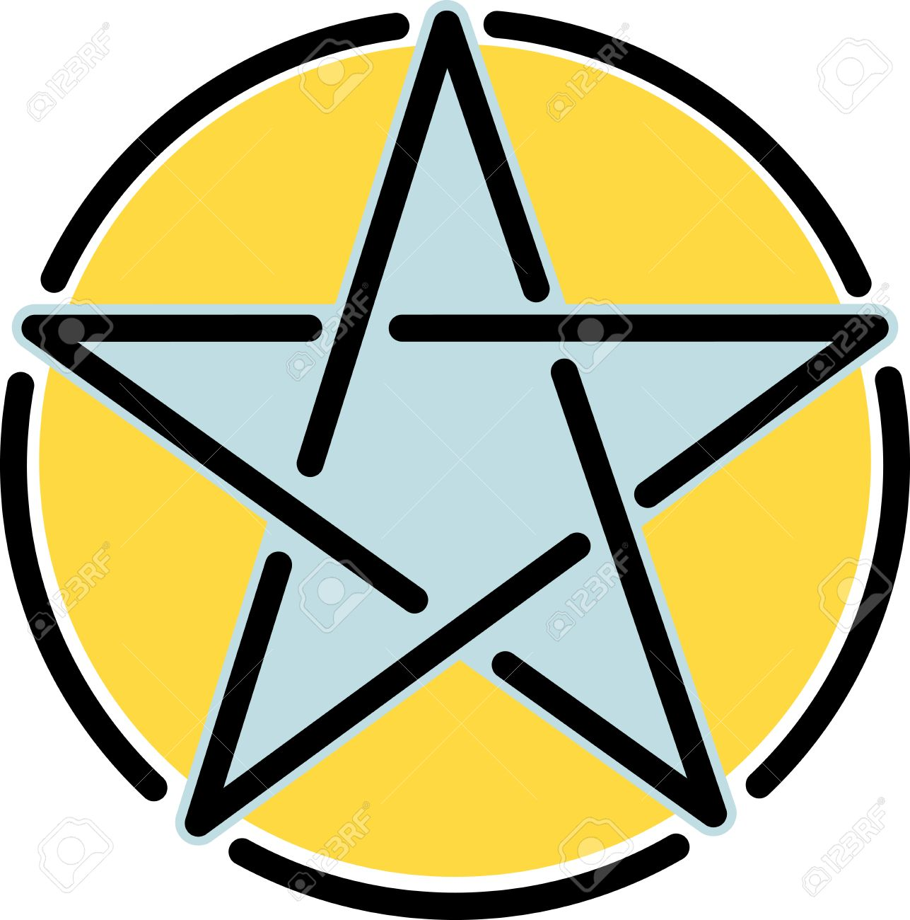 Wicca pagan witch religious symbol logo icon star wicca pagan witch religious symbol logo icon star biocorpaavc Choice Image