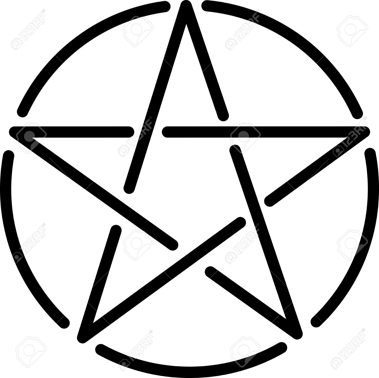 Wicca pagan witch religious symbol logo icon star wicca pagan witch religious symbol logo icon star buycottarizona