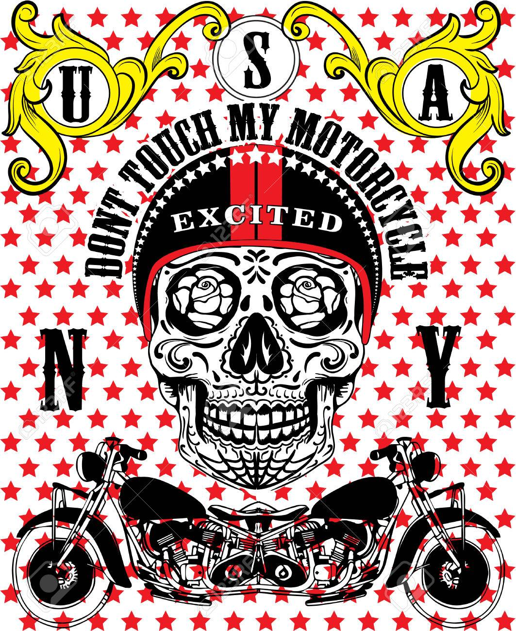 Shirt design vector free