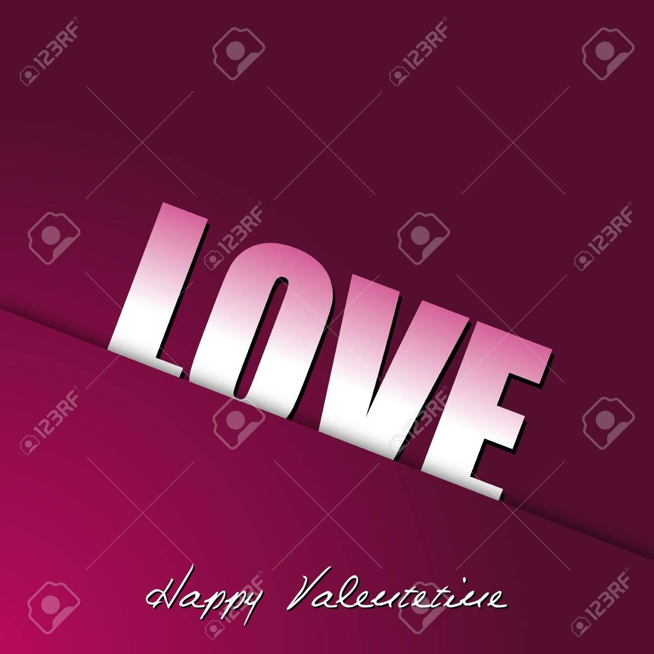 love letter Stock Vector - 17361850