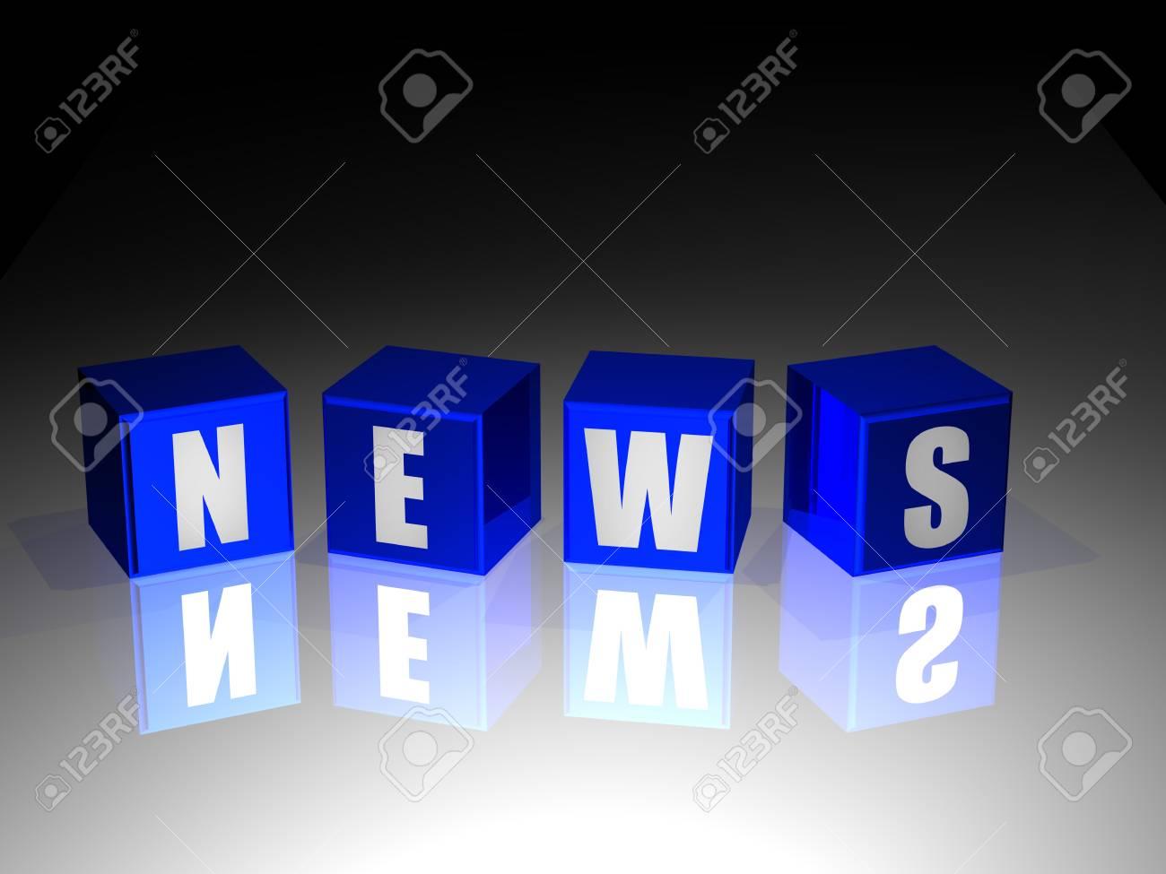 news concept Stock Photo - 18552382