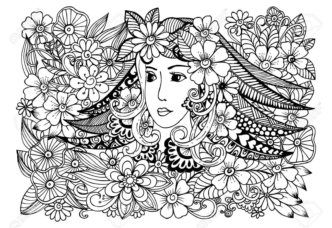 Encantador Libro Para Colorear Blockhead Ornamento - Dibujos Para ...