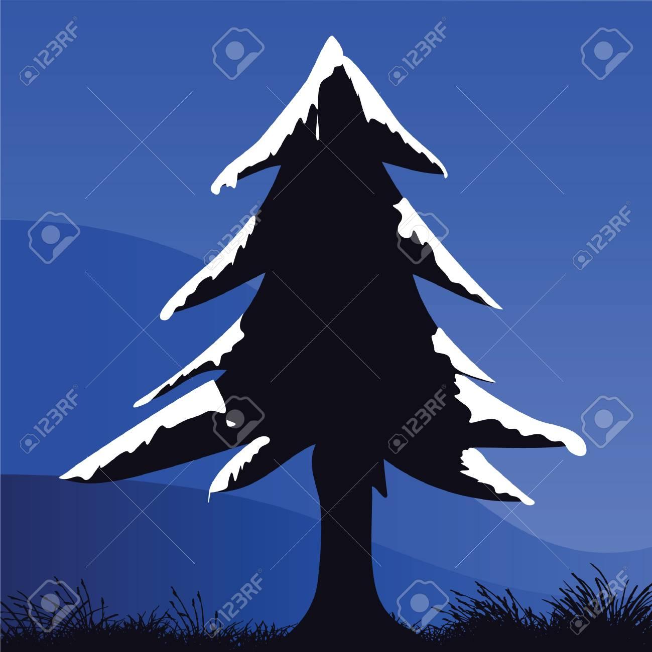 christmas tree Stock Vector - 6363962