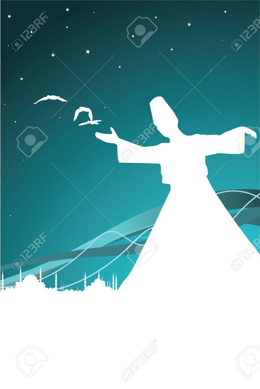 sufism Stock Vector - 6993174