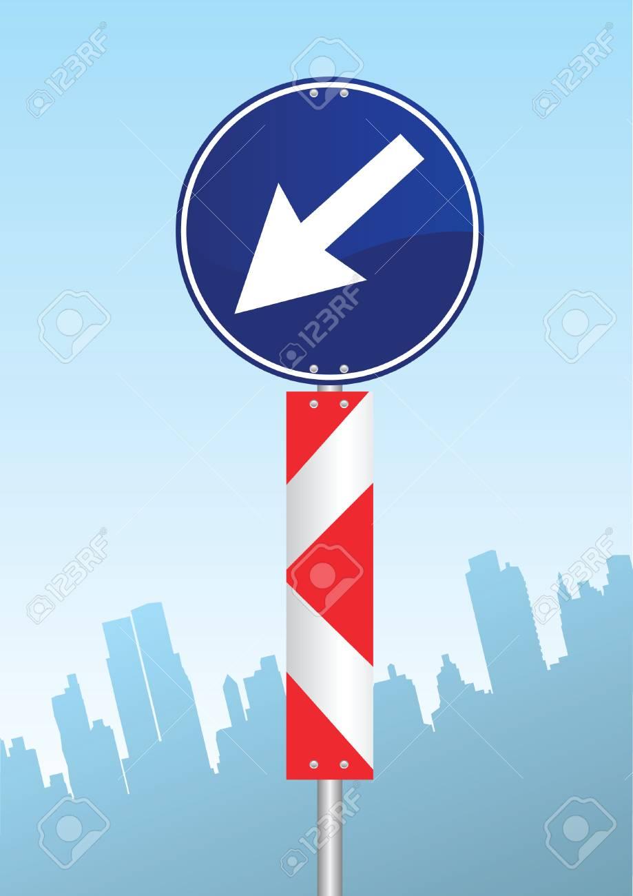 traffic sign Stock Vector - 7433732