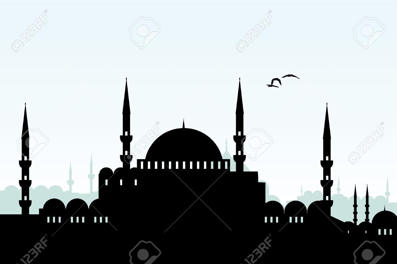 mosque - 7643835