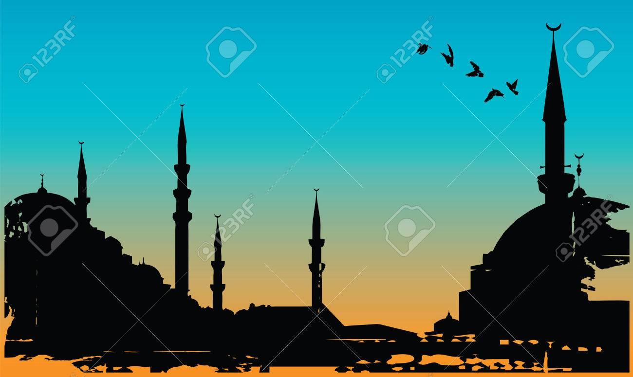 istanbul Stock Vector - 8838869