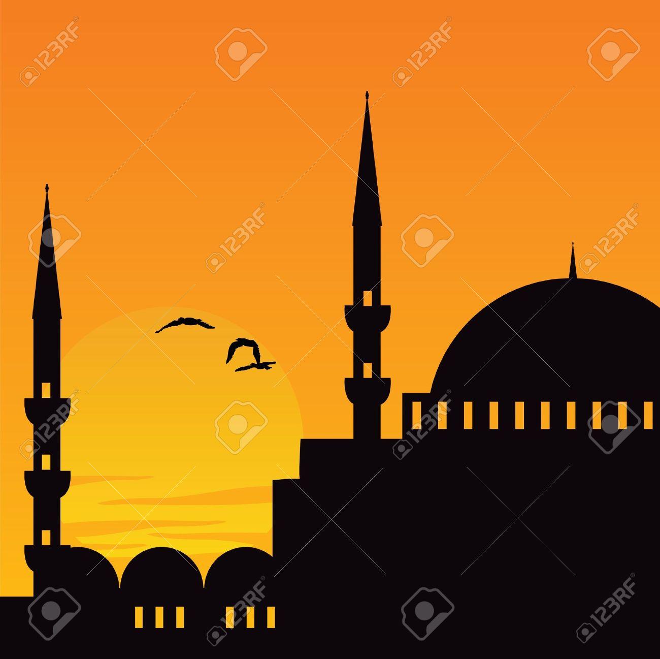 mosque - 10528938
