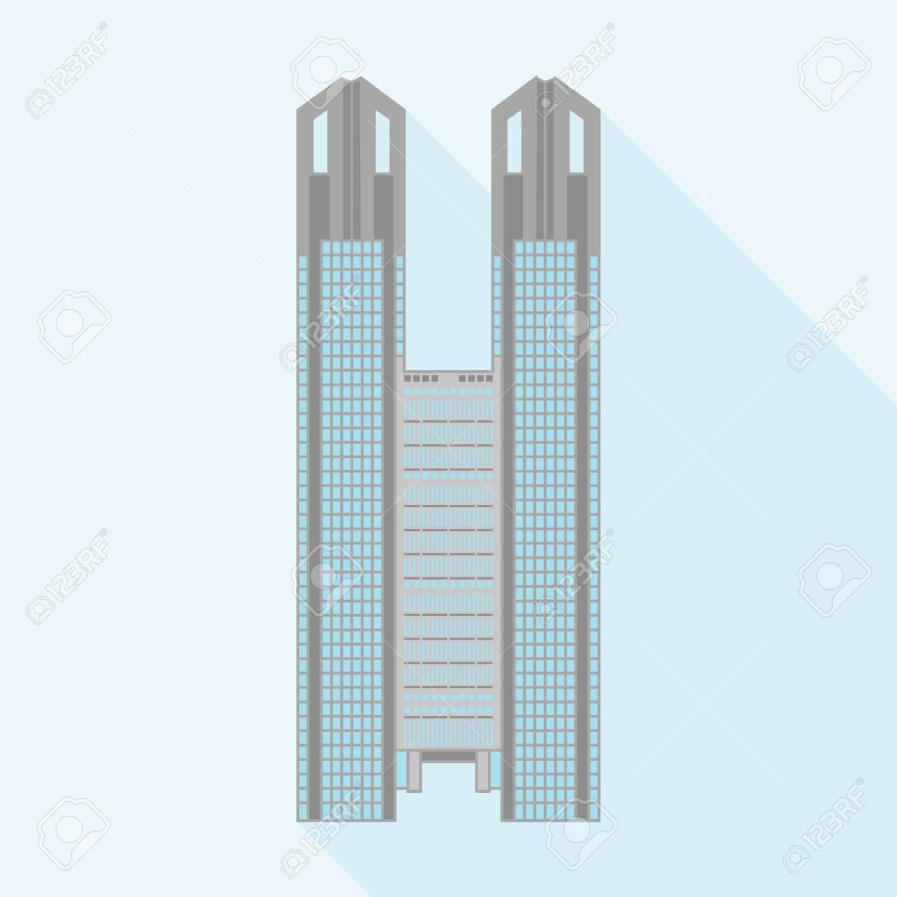 Токийское правительственное здание