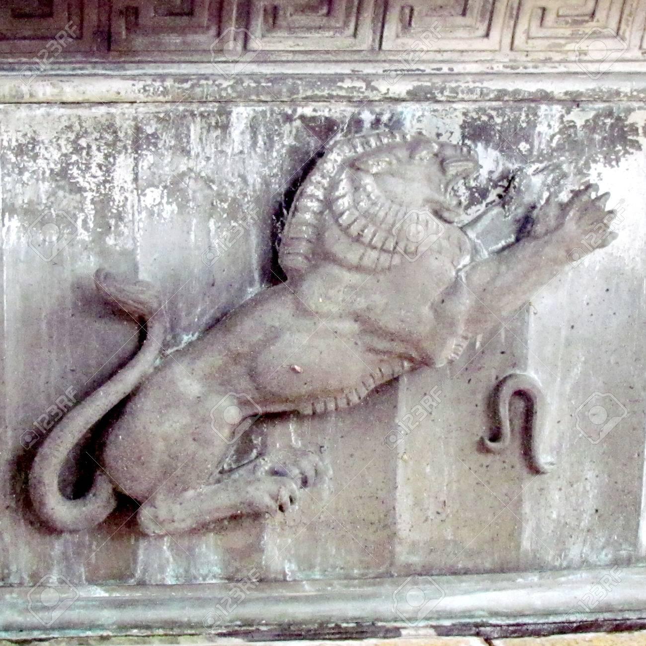 レオ星座彫刻ワシントン DC、ア...