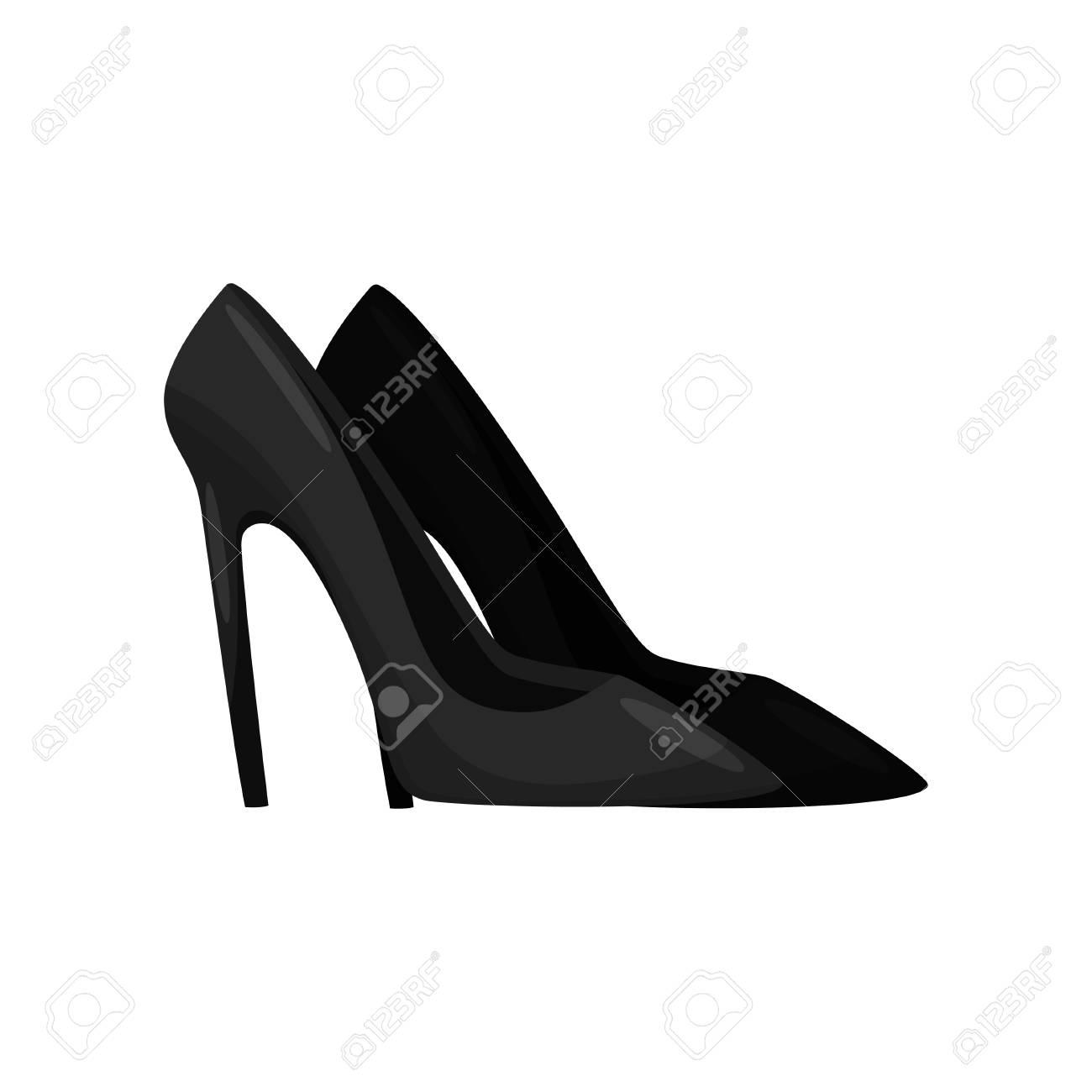 Elegant Black Women Shoes