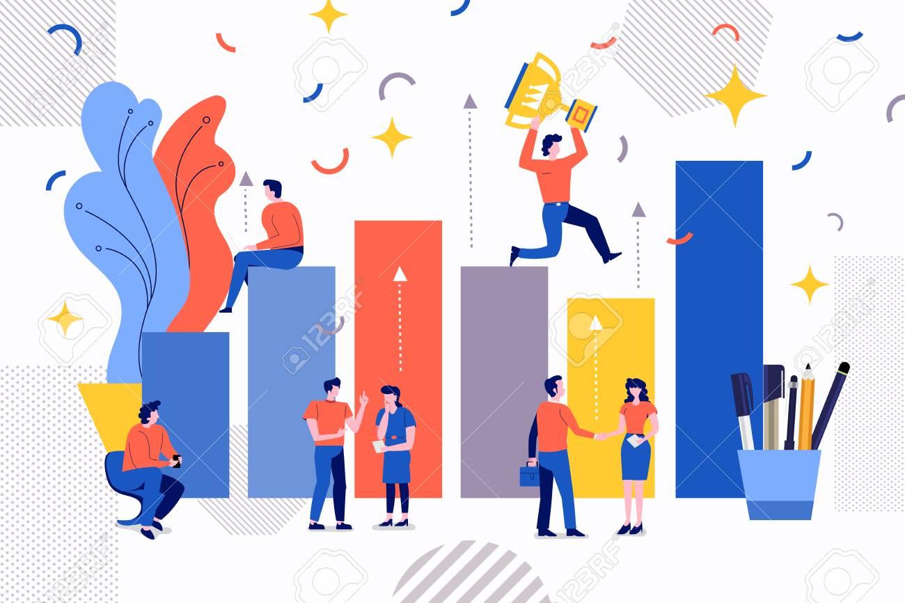 Kết quả hình ảnh cho success illustration
