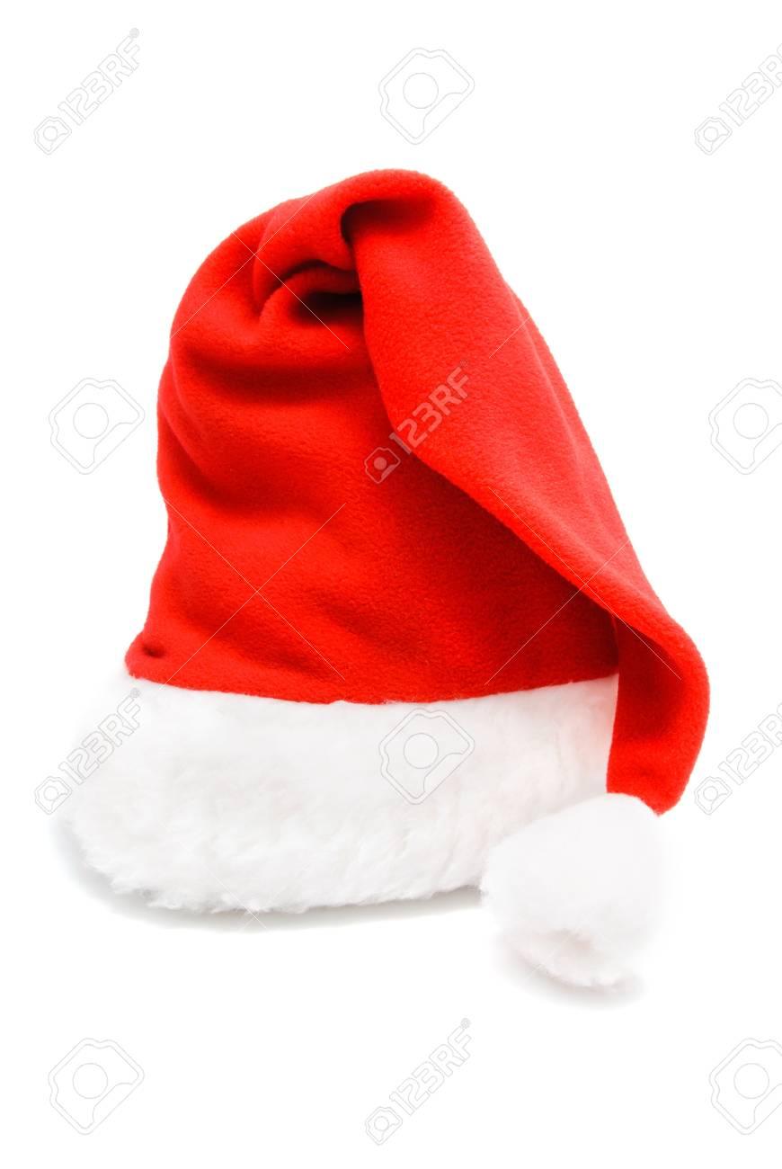 Rote Weihnachtsmütze - Weihnachten Oder Neue Jahr-Konzept Für ...