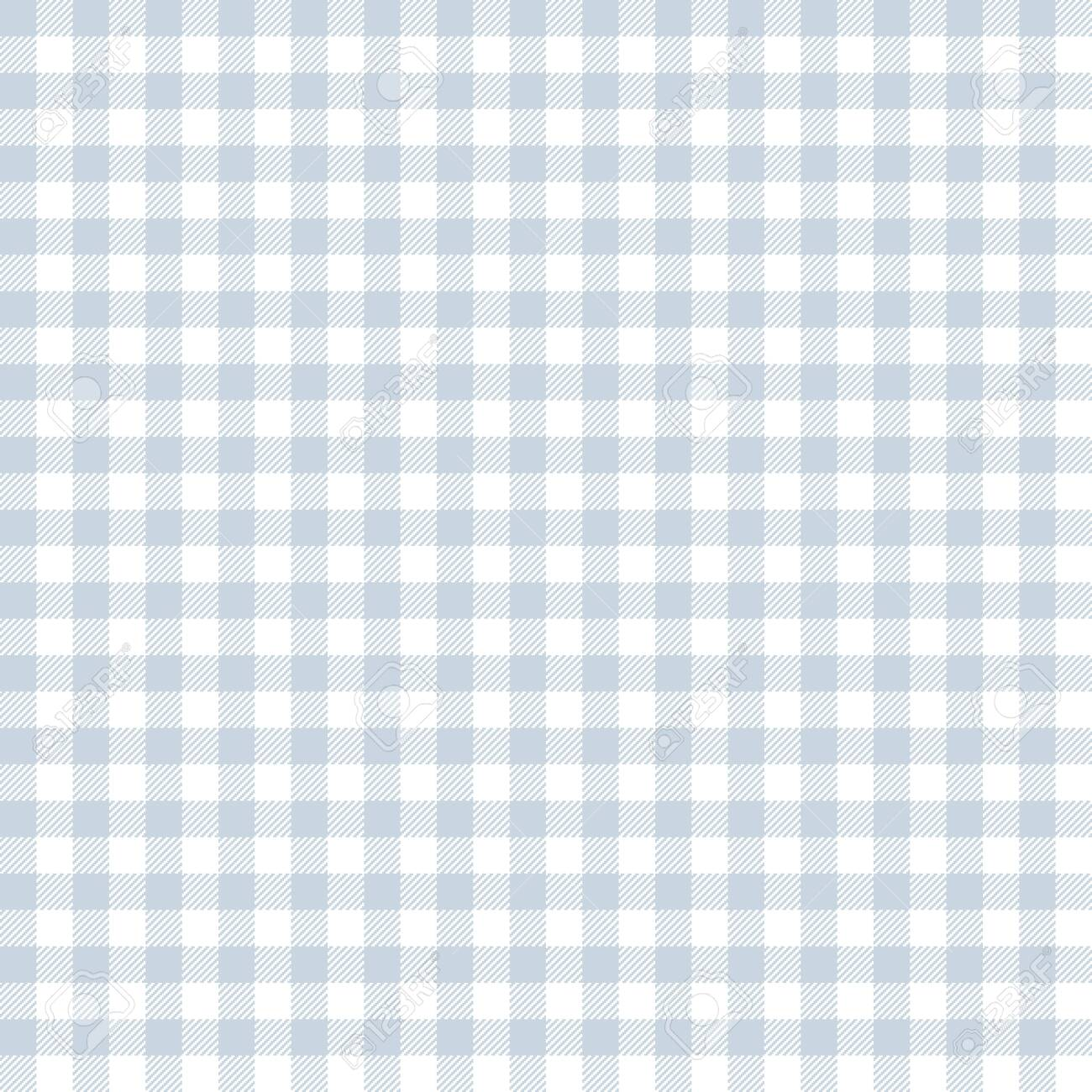 Gingham seamless pattern. Texture from rhombus/squares for - plaid, tablecloths, clothes, shirts, dresses, paper, bedding, blankets, quilts and other textile products. - 143405947