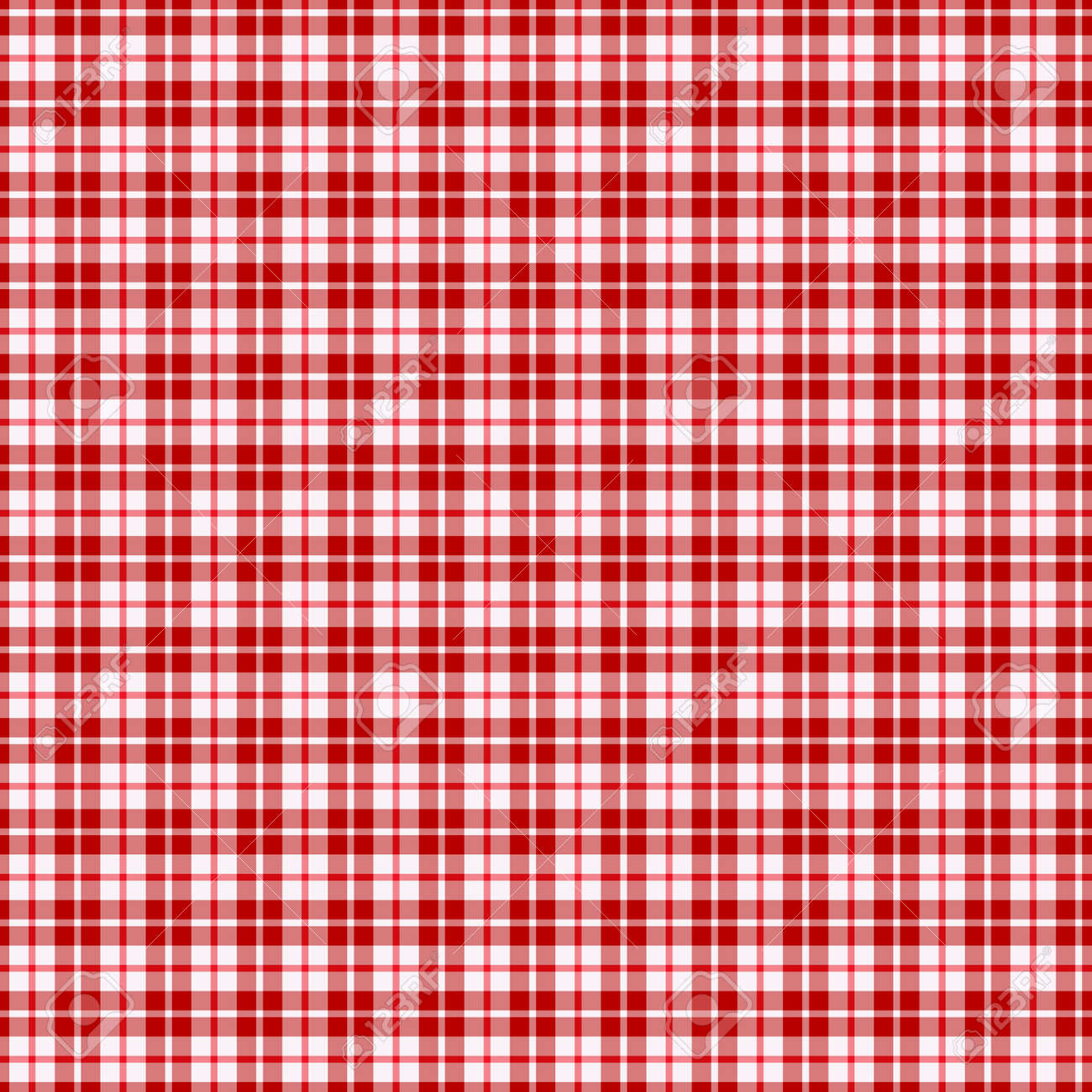 Tartan plaid pattern background. Texture for plaid, tablecloths, clothes, shirts, dresses, paper, bedding, blankets, quilts and other textile products. Vector illustration EPS 10 - 158348455