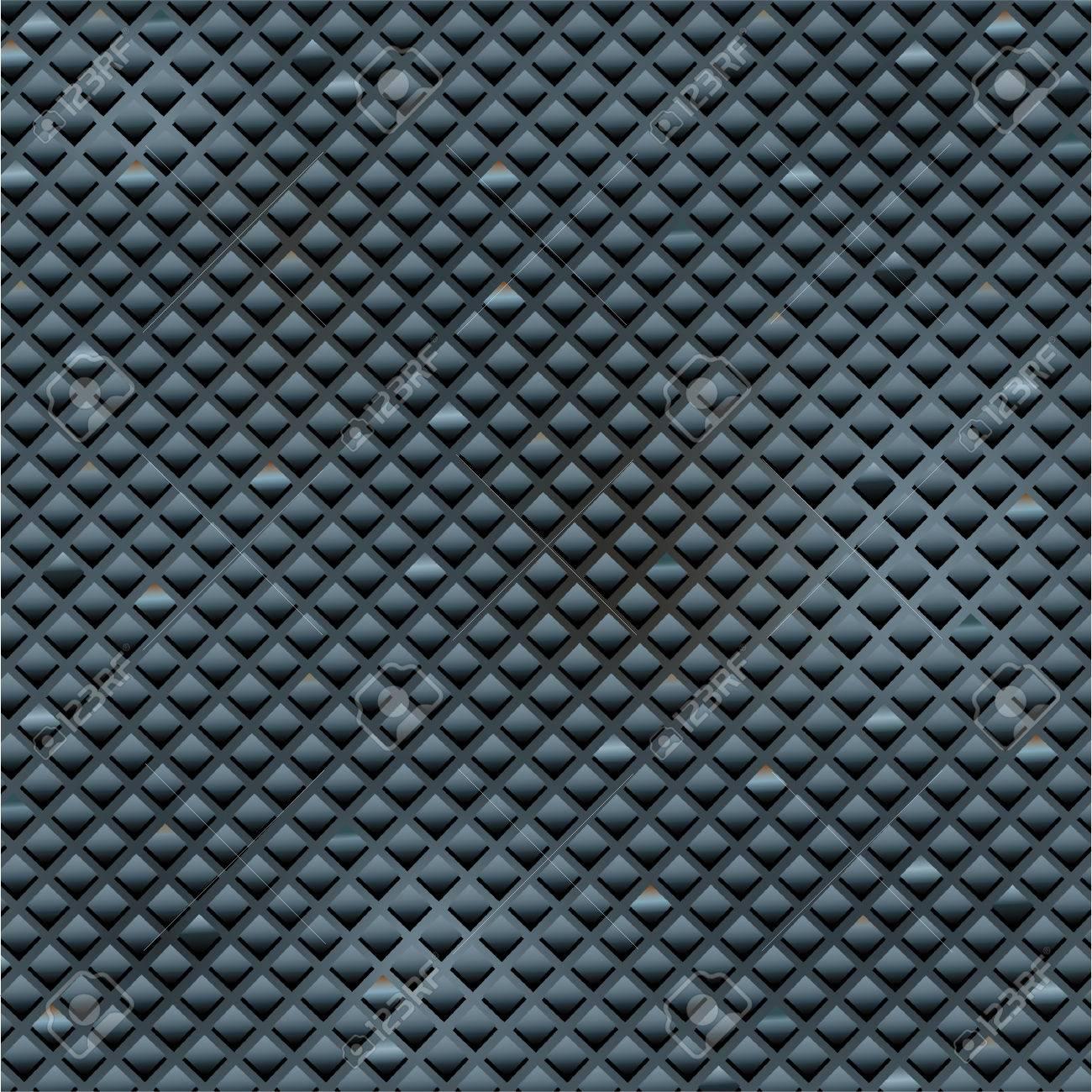 Vector iron pattern Stock Vector - 5370736