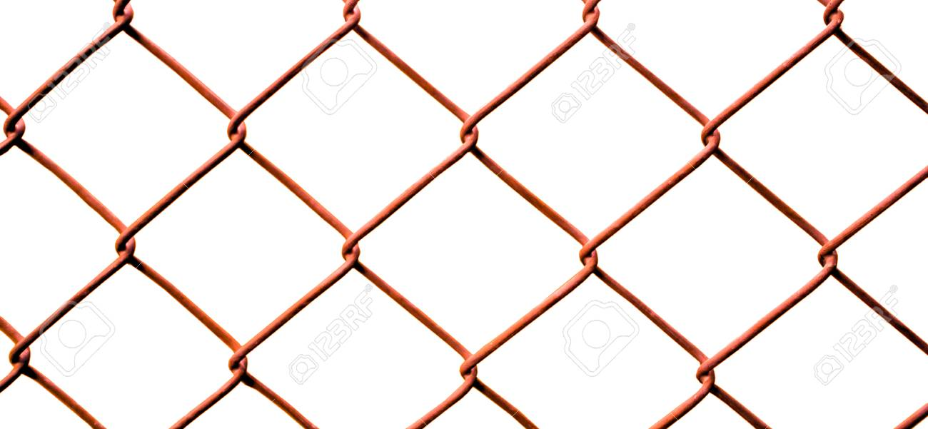 Wire Fence; Close Up Metal Net , Vintage Color Stock Photo, Picture ...
