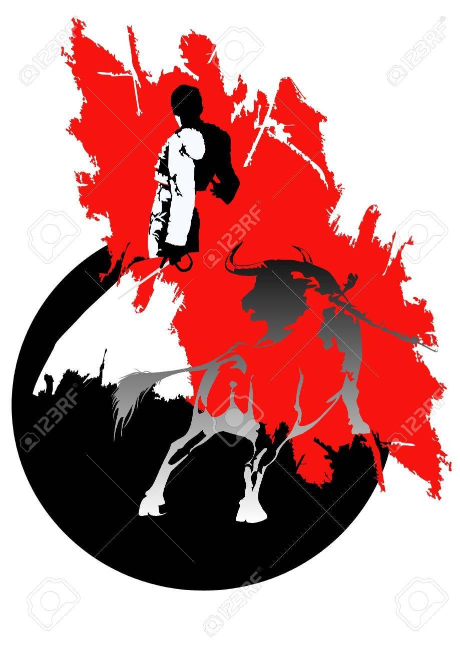 bullfighting - 3803243