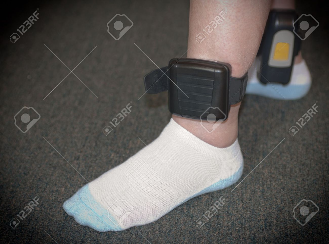 ankle wiki the wikipedia monitor bracelet anklet
