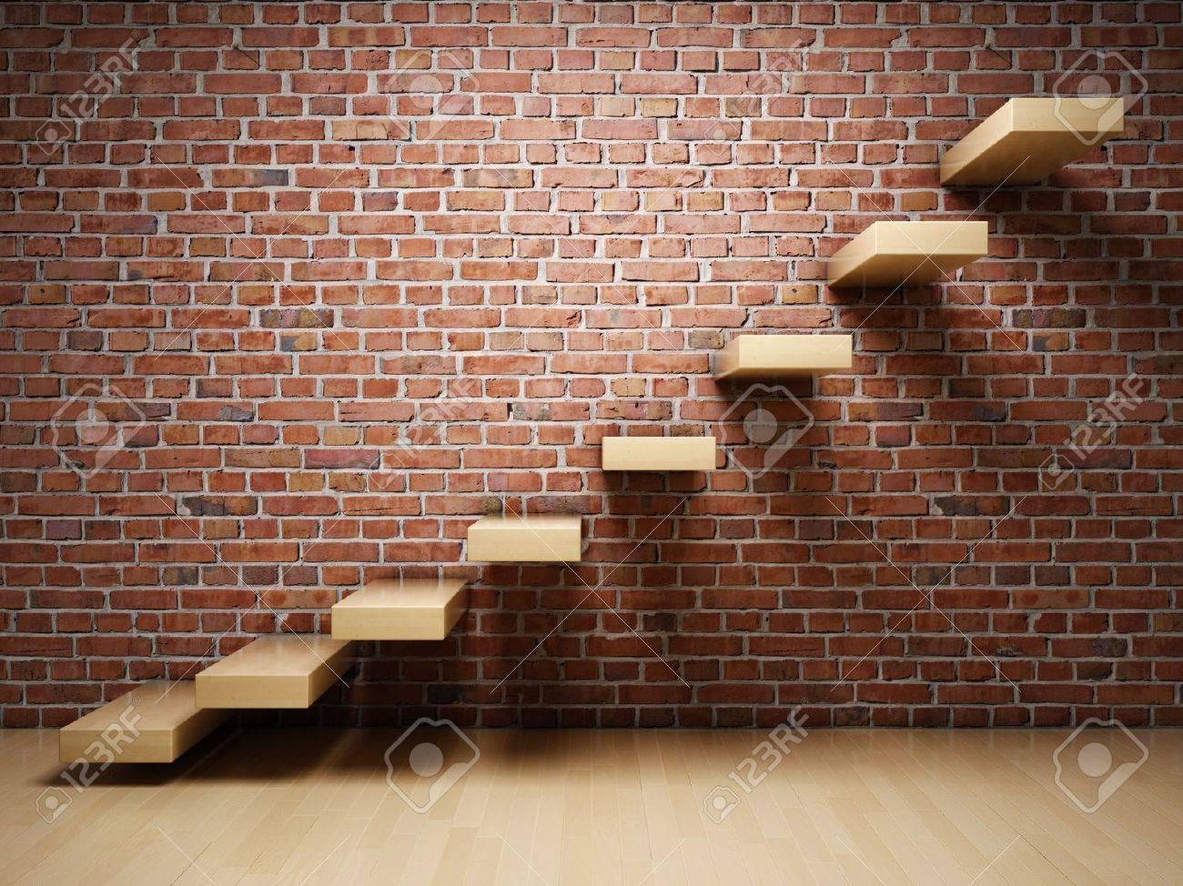 Как сделать кирпичную стену