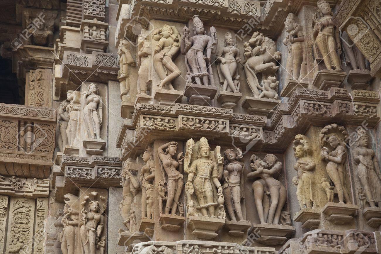 Hindu temple, decoration Stock Photo - 12567900