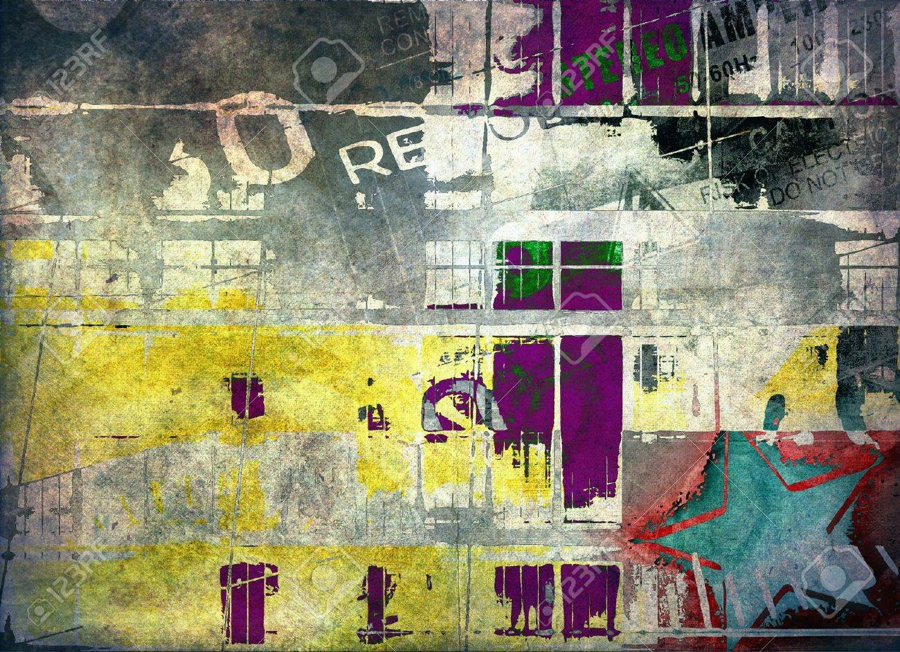Abstract grunge background Stock Photo - 9975996