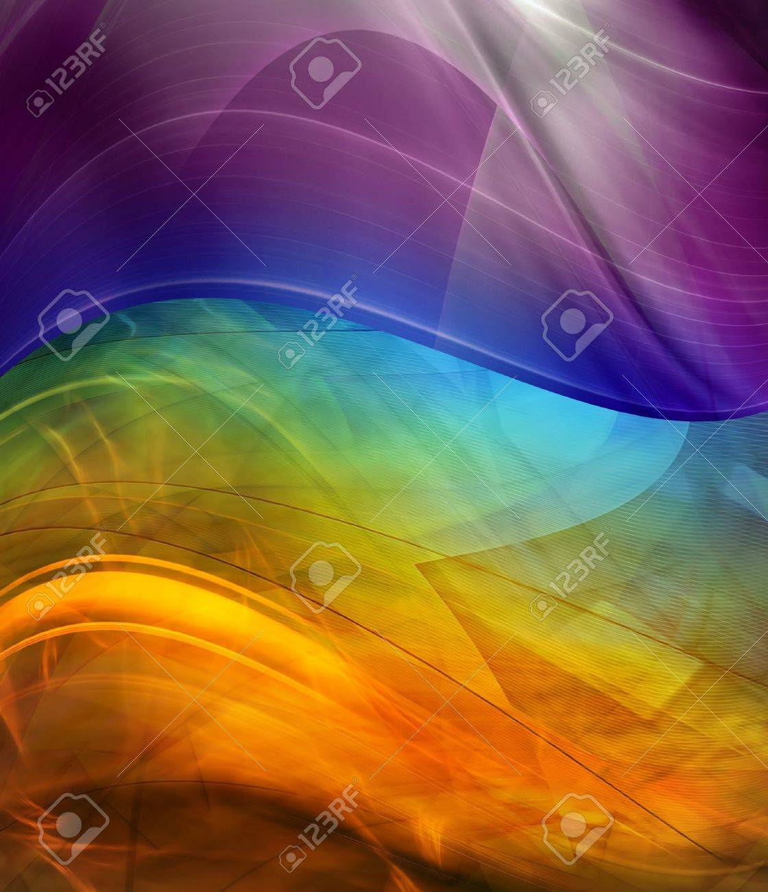 Abstract color background Stock Photo - 9977588