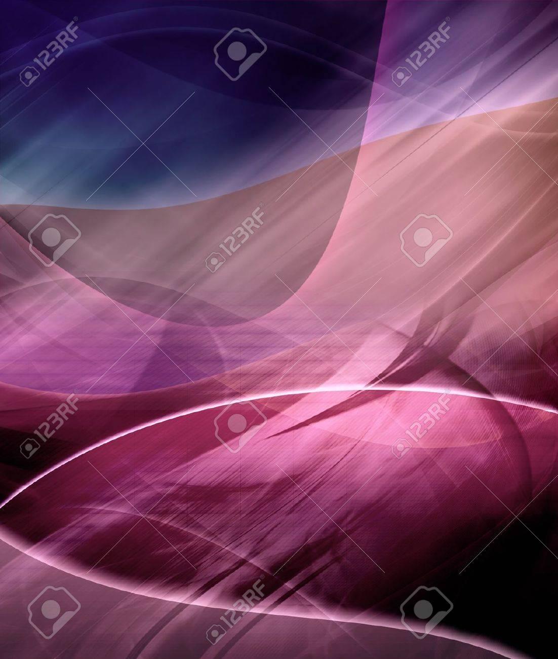 Abstract futuristic purple background Stock Photo - 9977578