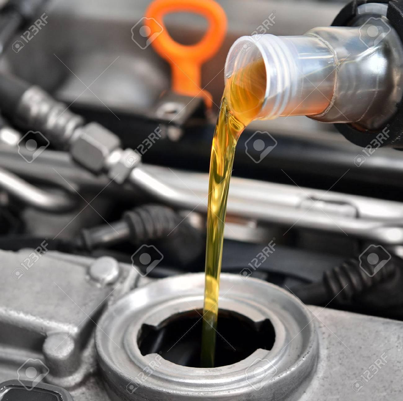 Motor oil - 23054352