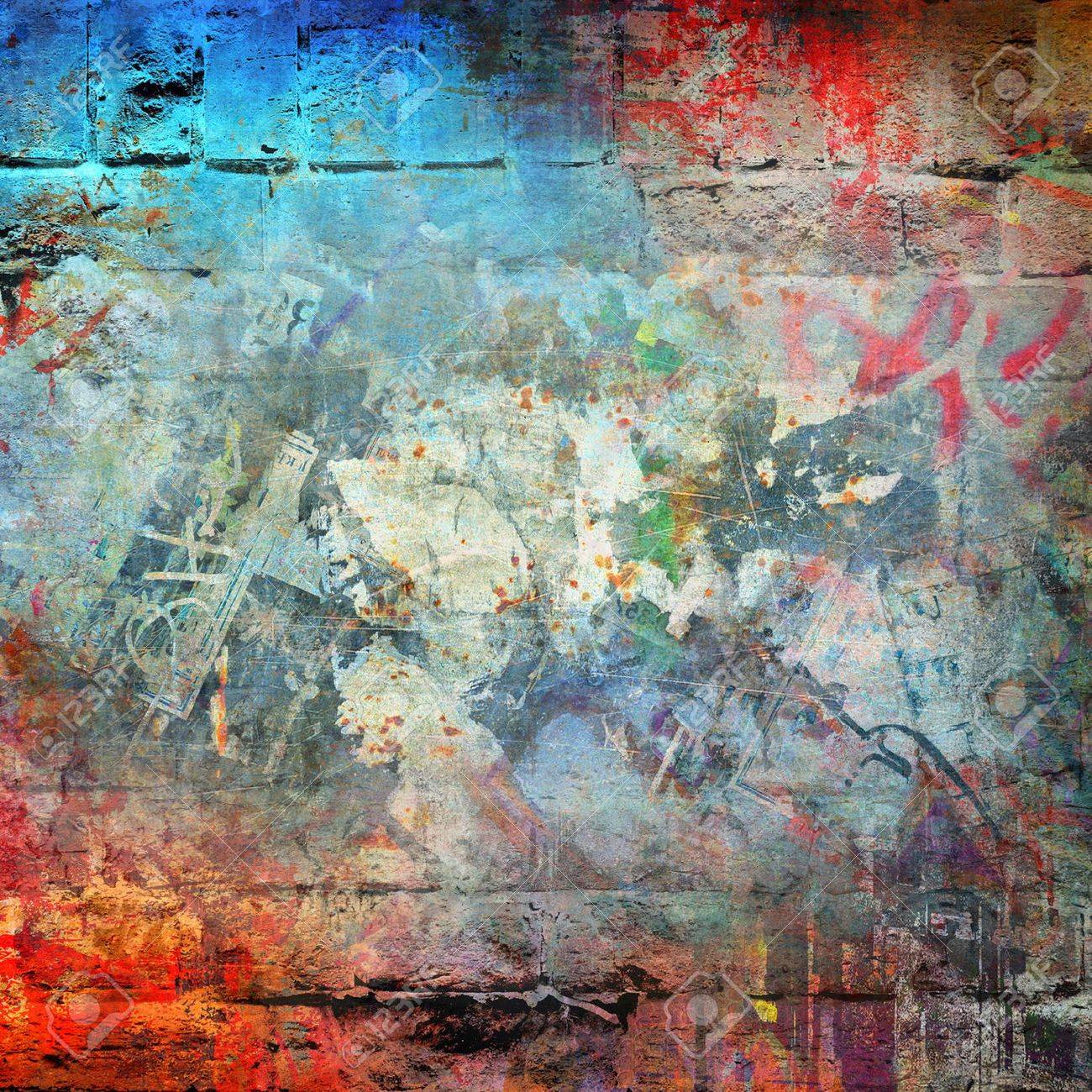 Abstract colorful background - 31127955