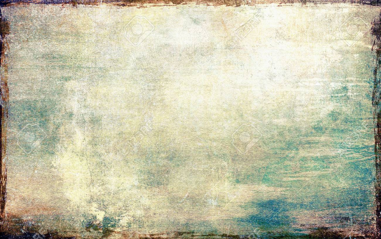 Abstract grunge frame - 50649749