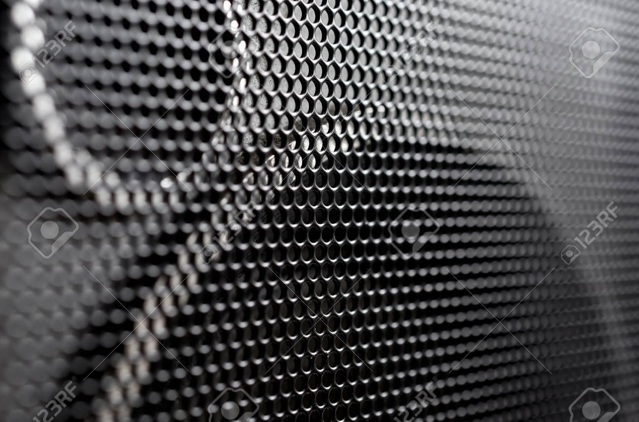 Audio speaker metal grill - 53817369