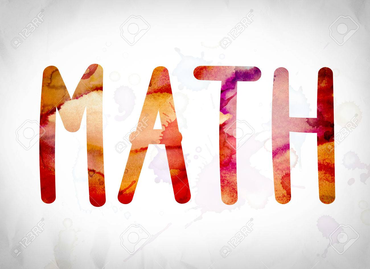 The Word Math