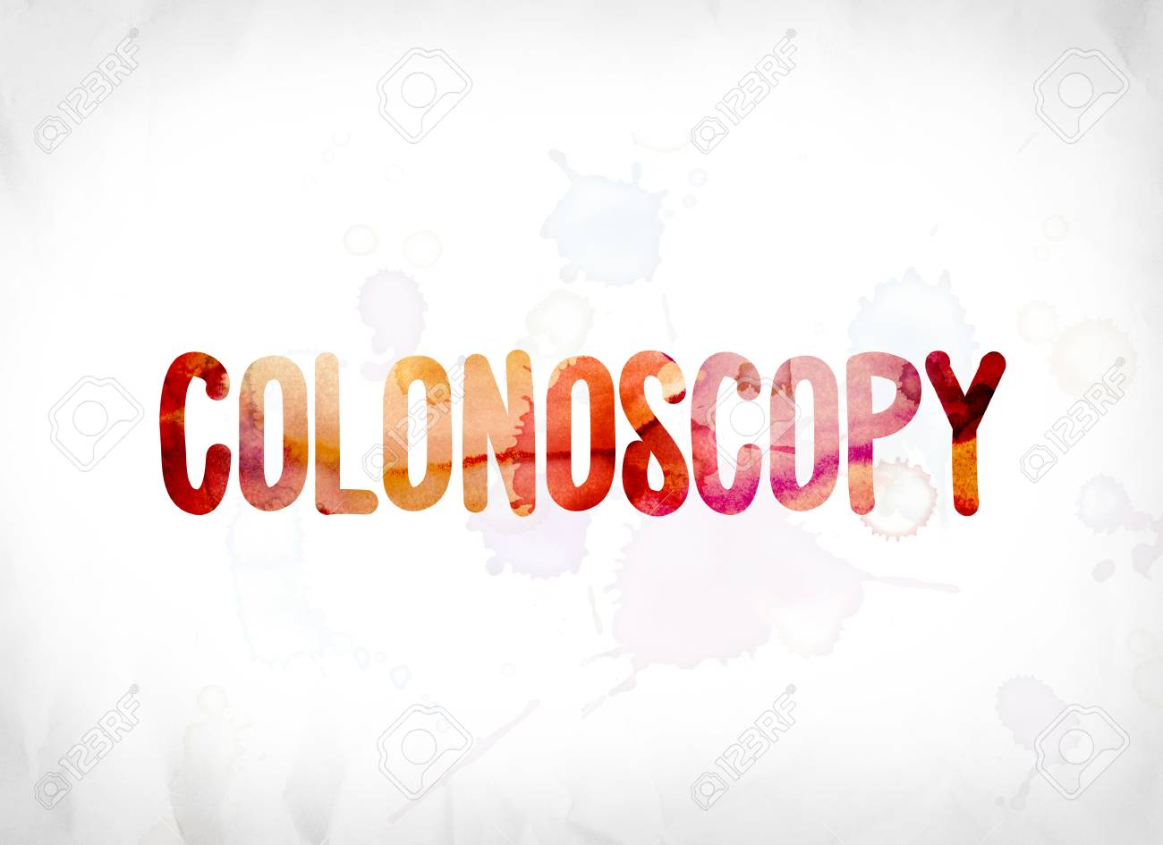 Image result for colonoscopy the word