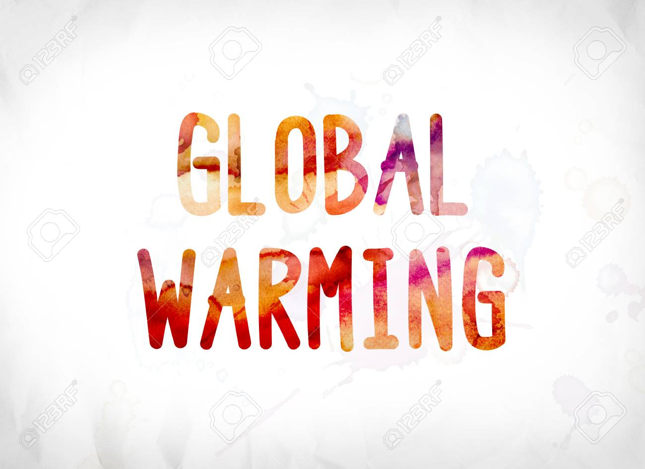 what is global warming in simple words