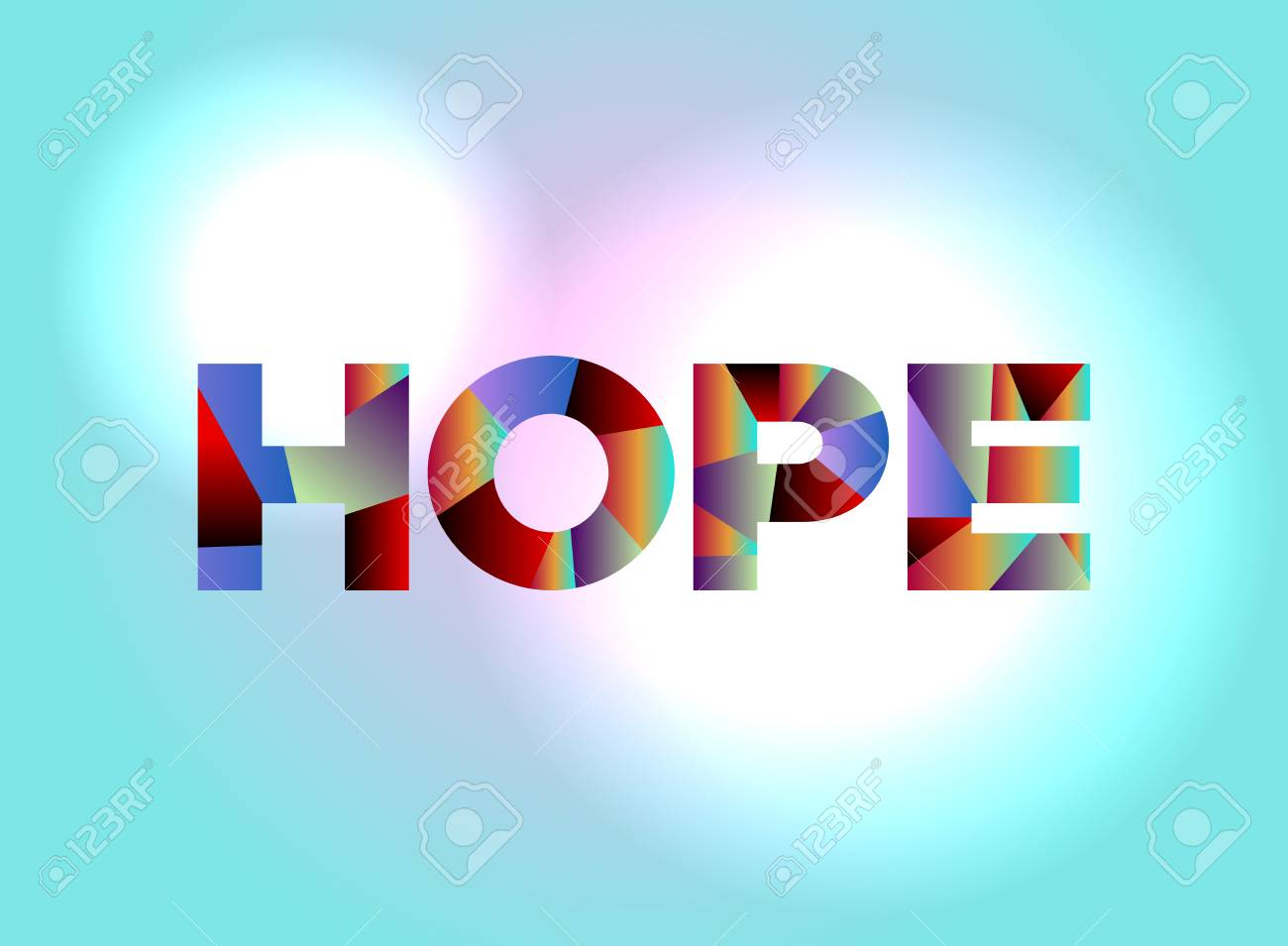 Image result for the word hope
