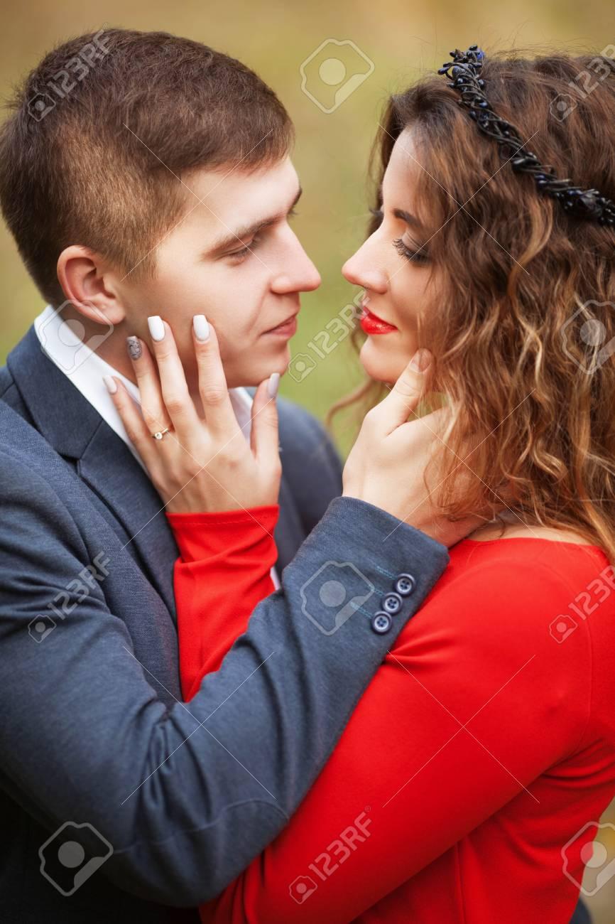 Dating-Fotografien aus Kostümen