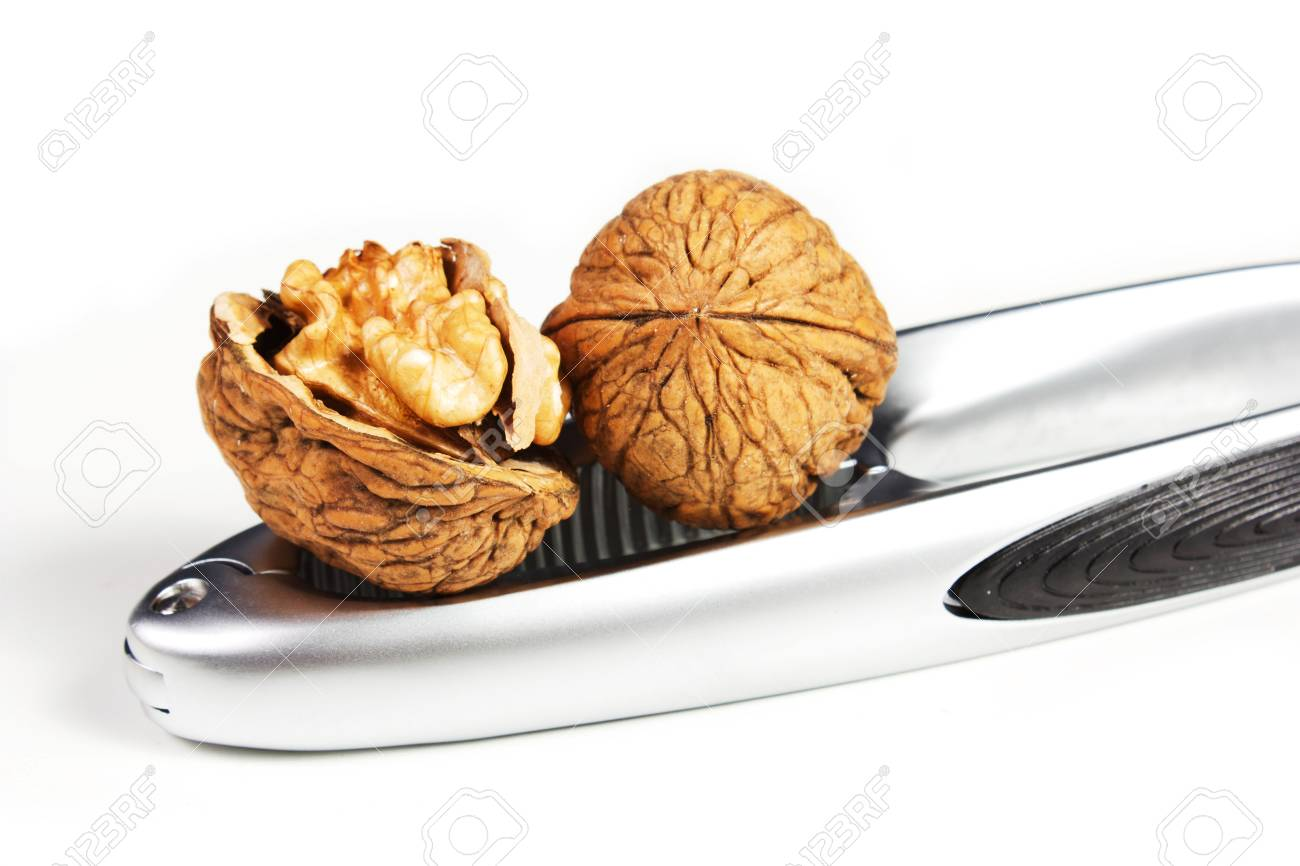 nuts on the nutcracker Stock Photo - 14832839