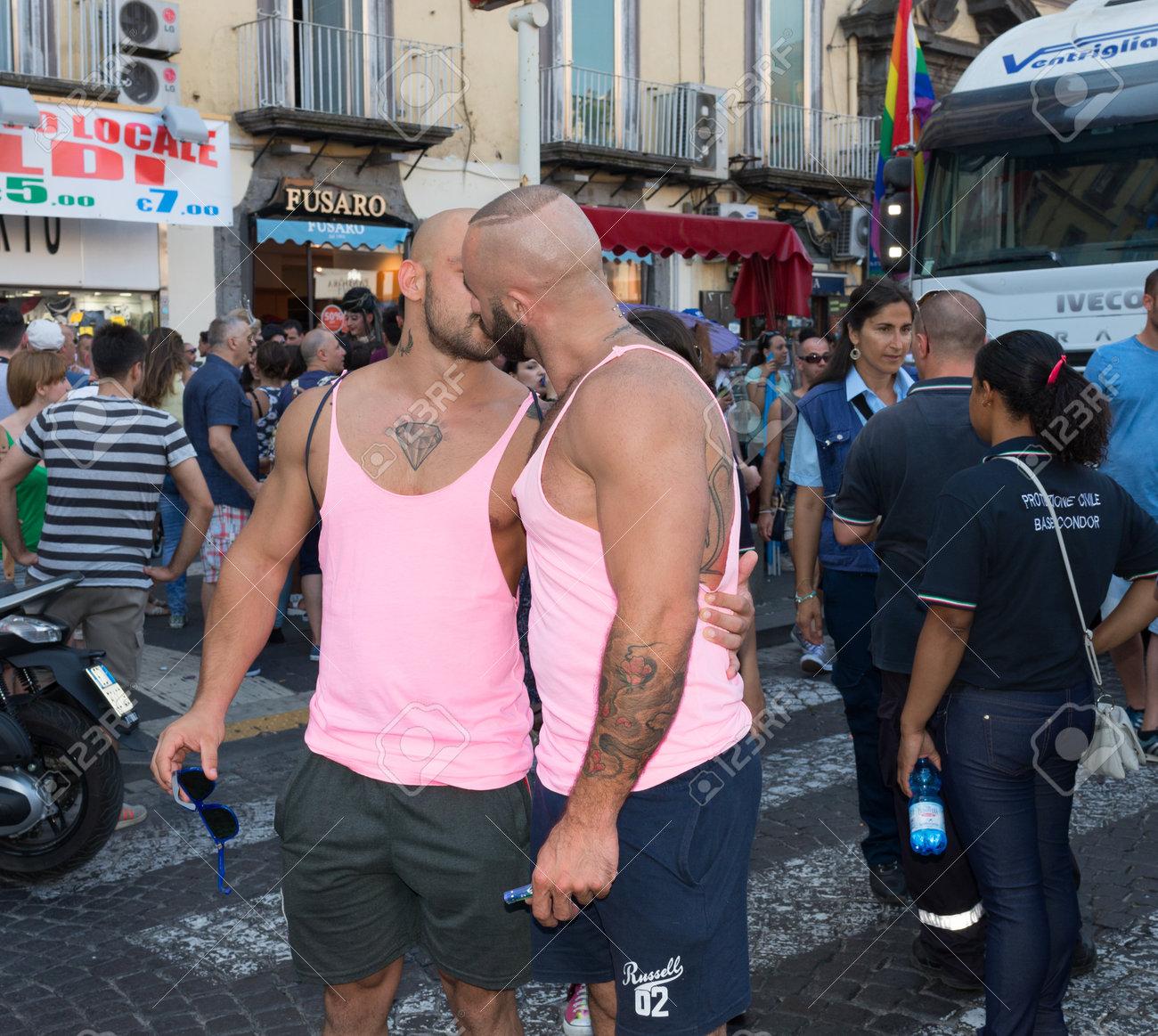 Gay naples italy