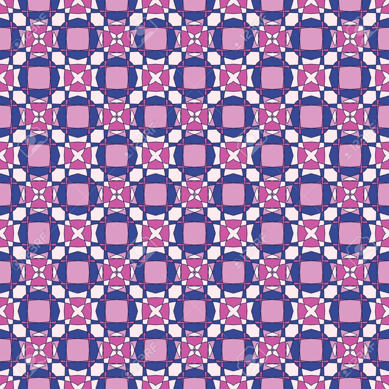 Seamless colorful colorful pattern background, vector illustration Stock Vector - 12927435