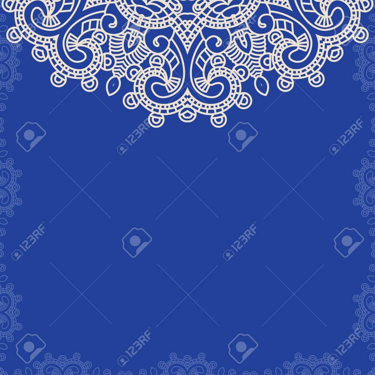 Ornamental ethnicity pattern Stock Vector - 16145766