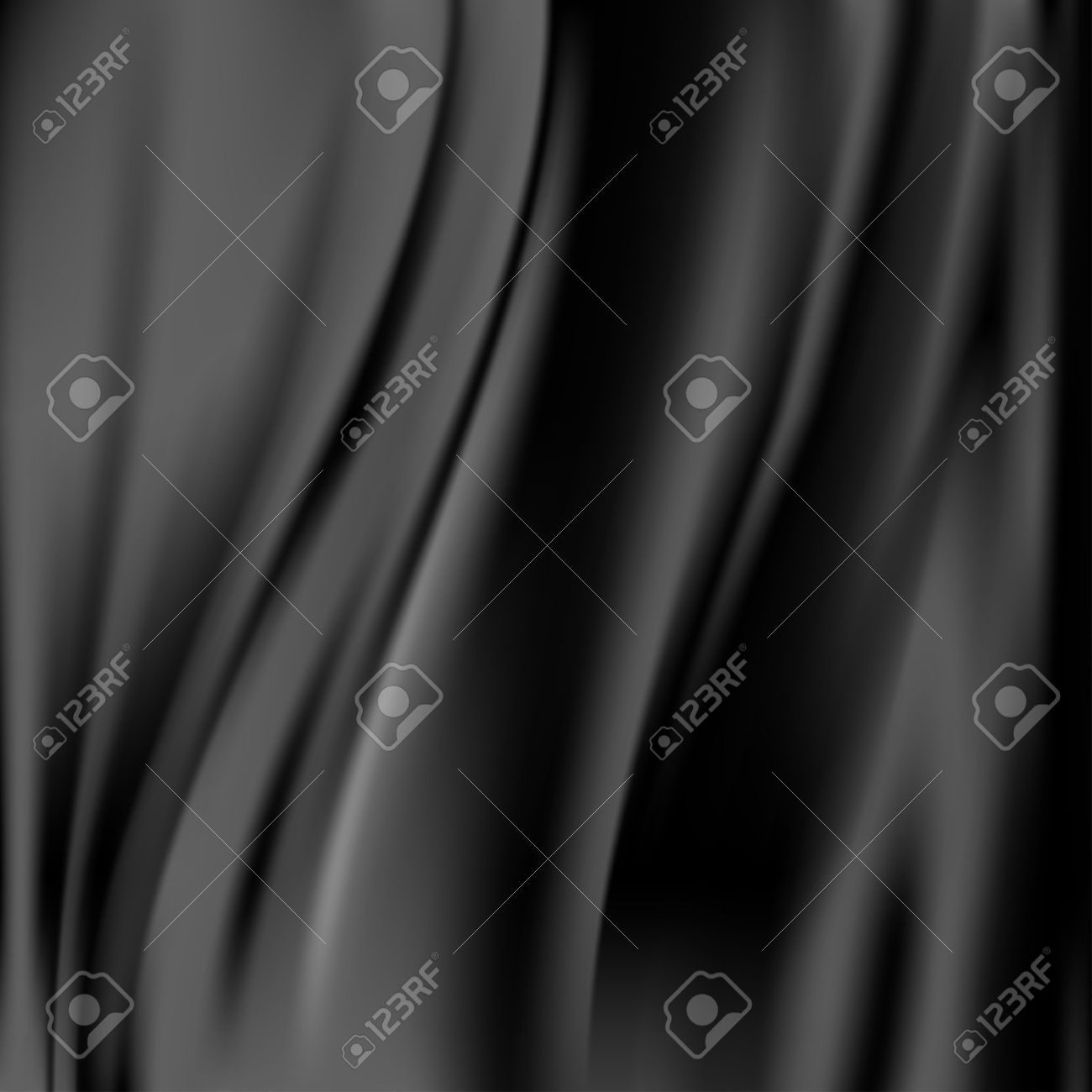 Black Curtain Texture black abstract satin curtain background royalty free cliparts