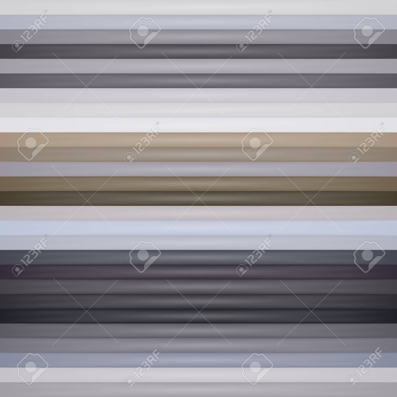Abstract Retro Vector Striped Background, Pattern of Multicolored Horizontal Stripes Stock Vector - 22800661