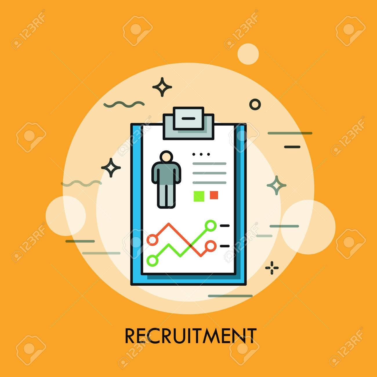 Recruitment, Human Resources And Personnel Selection Concept ...